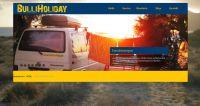 Neues Webseitendesign bei Bulliholiday