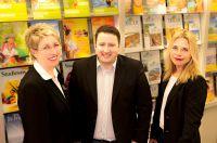 Das Team von Domberger Reisen Lufthansa City Center Königsbrunn