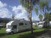 Camping, Schnee und Frühling in den Kärntner Bergen