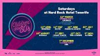 Children of the 80s im Hard Rock Hotel Tenerife 2019
