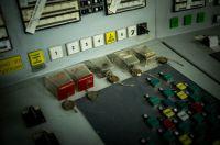 Im Block 2 des Atomkraftwerkes von Tschernobyl