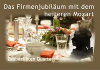 Das Firmenjubiläum mit dem heiteren Mozart Gala  Dinner
