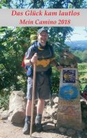 Das Glück kam lautlos – Mein Camino 2018 – Reisebericht vom Jakobsweg