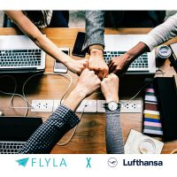 Das Studenten-Flugportal FLYLA gewinnt Lufthansa Group Airlines als neuen Partner