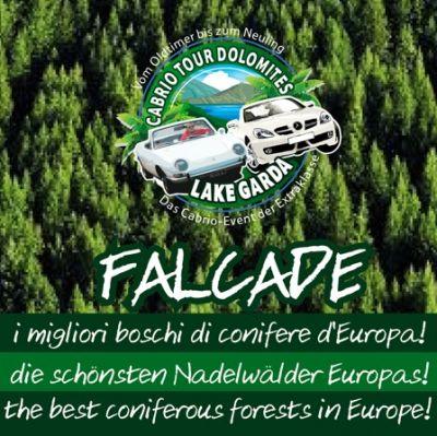 2020 Cabrio tour Dolomites - Lake Garda