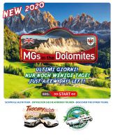 "Deadline – ""MGs in the Dolomites 2020"""