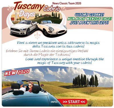 2020 Tuscany Cabrio Days