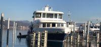 Der Frühling am Lago Maggiore bringt Hybridschifffahrt