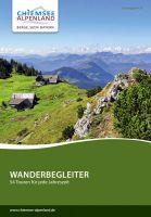Titelbild des neuen Wanderbegleiters vom Chiemsee-Alpenland Tourismus