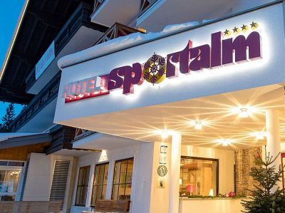 Hotel Sportalm - Ihr Hotel in Zauchensee