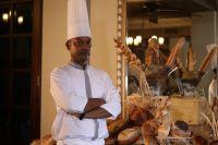 Chef Maneeram Santaram, Executive Pastry Chef des St. Regis Mauritius Resort