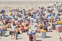 Der Strandkorb und seine Position in Corona Zeiten