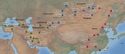 Von Istanbul nach Hongkong - 30.000 Kilometer in 120 Tagen.