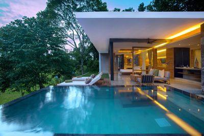 Haritha Villa Außenansicht