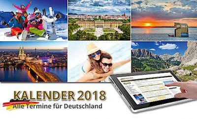 Urlaubsplanung online (© Kalender-2018.de)