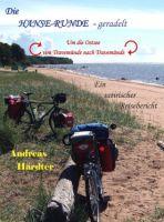 """Cover des Buches """"Die Hanse-Runde - geradelt"""""""