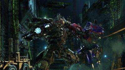 Bald in den Universal Studios: TRANSFORMERS: THE RIDE - 3D