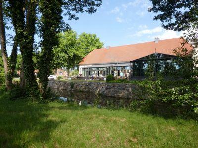 Usedoms Hinterland aktiv genießen im Wasserschloss Mellenthin