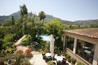 Romantisch gelegen: die Hotelfinca Can Quatre