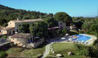 Herrlich gelegen: Die Hotelfinca Son Siurana