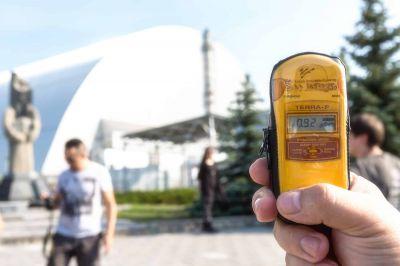 Die düstere Stimmung in der Sperrzone von Tschernobyl