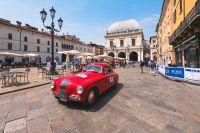 Dolce Vita für Oldtimer: Brescia lockt mit der Mille Miglia