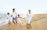 Familien werden in den Ikos Resorts mit Infinite Lifestyle verwöhnt