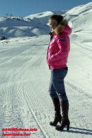 Tina fand das Skigebiet in Kayseri-Erciyes unglaublich schön!