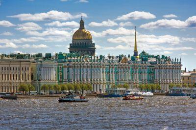 Flusskreuzfahrt auf der Wolga in Russland mit Tsar Voyages