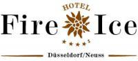 Einen Kurzurlaub oder Familienurlaub in Deutschland im Hotel Fire & Ice Düsseldorf/Neuss genießen.
