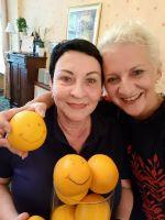 Einen Orangenbaum für das Kult Hotel Auberge