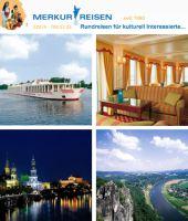 Merkur Reisen Elbe Schiffsreise