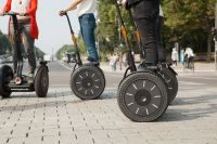 Elektromobilität im Städtetourismus, Segway Tour durch Berlin