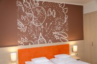 Modernisierte Zimmer im Kolping Hotel Spa & Family Resort