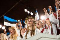 Estland rockt Rudolstadt!