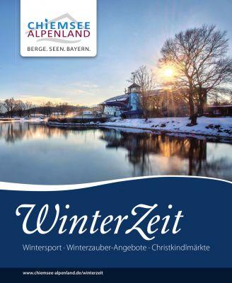 """""""Winterzeit"""" in der Region Chiemsee-Alpenland"""