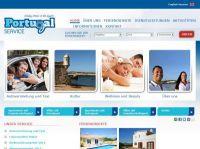 Ferien in der Algarve Portugal in einem Ferienhaus oder einer Ferienwohnung in Faro oder Lagos
