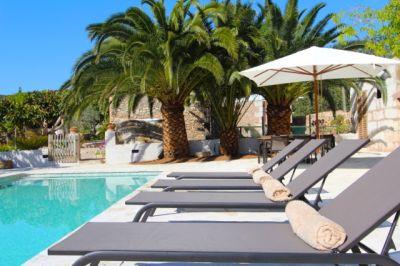 Ferienhäuser Mallorca rustikale, gemütliche Fincas mit Pool mieten