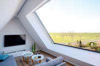 Fernblick fürs Ferien-Feeling an der Nordsee dank LiDEKO Panoramafenster