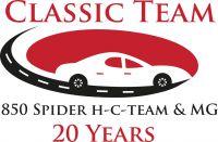 Classic Team 850 Spider h-c-team & MG
