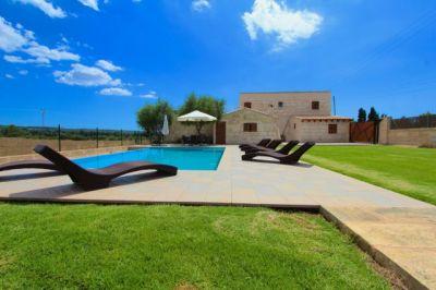Finca - Ferienhaus mieten Mallorca Villa und Chalet buchen