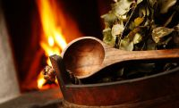 In der Sauna entspannen - So geht Wellness auf finnisch. Bild: Visit Finland