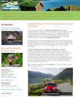 Fjell & Fjord: Die ersten Skandinavien-Rundreisen 2019 sind online
