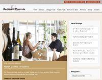 Das Forsthaus Damerow auf Usedom mit neuem Weblog