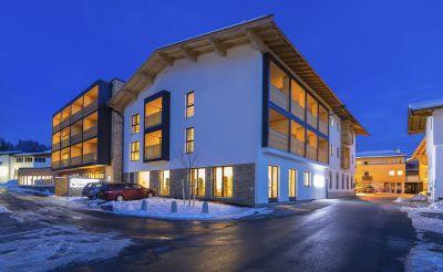 Appartementhotel Sonnenhof in Kössen im Kaiserwinkl