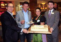 Das Hotel Fire & Ice Düsseldorf/Neuss feiert seinen ersten Geburtstag.