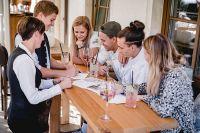 Wenn sich die jungen Wilden um Sonnhof-Küchenchef Stefan versammeln, dann kommt ein Food-Festival dabei heraus