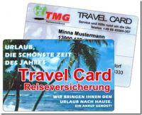 Die Travel Card Reiseversicherung von TMG