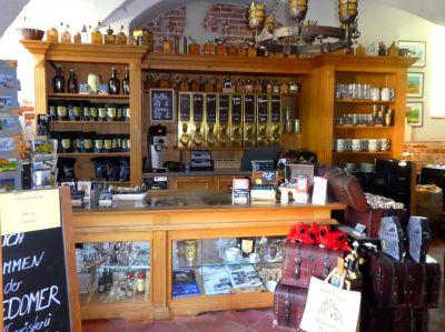 Guter Start für die Online-Version des Wasserschloss-Shops
