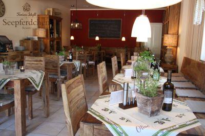 Restaurant Trattoria lädt mit mediterraner Küche ein zum Verweilen